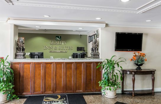 Lobby Quality Inn & Suites Atlanta Airport South