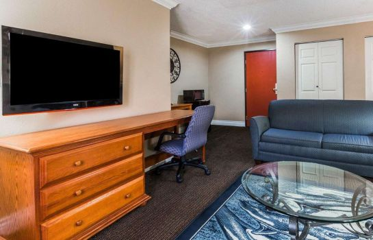 Suite Quality Inn & Suites Atlanta Airport South