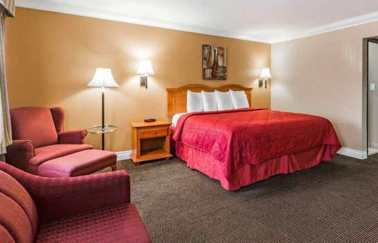 Double room (superior) Quality Inn & Suites Atlanta Airport South