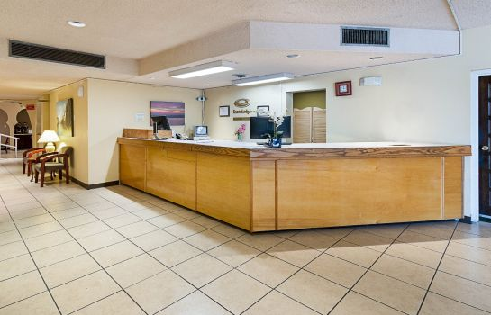 Hotelhalle Econo Lodge San Angelo