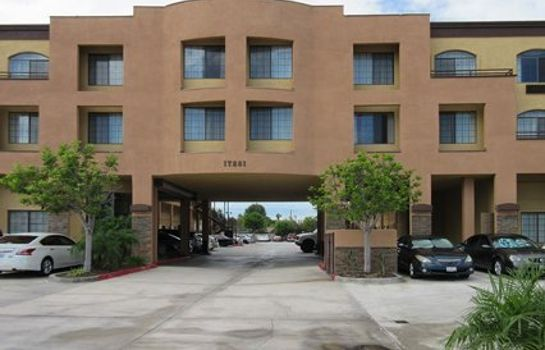 Außenansicht Quality Inn & Suites Huntington Beach
