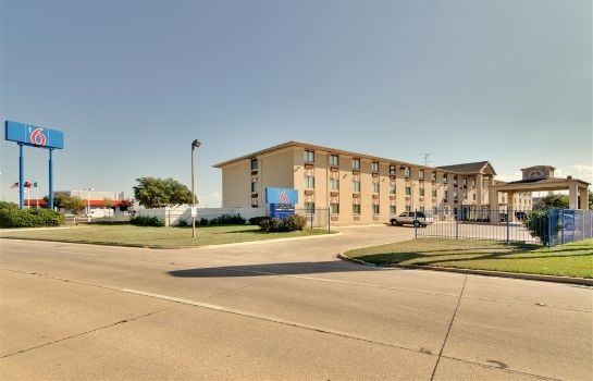 Buitenaanzicht Howard Johnson  Inn - Dallas