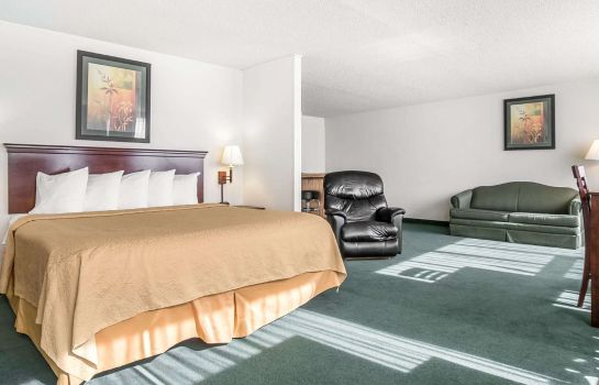 Suite Econo Lodge Ponderosa