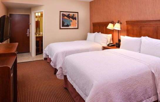 Zimmer Hampton Inn Albuquerque University-Midtown -UNM-