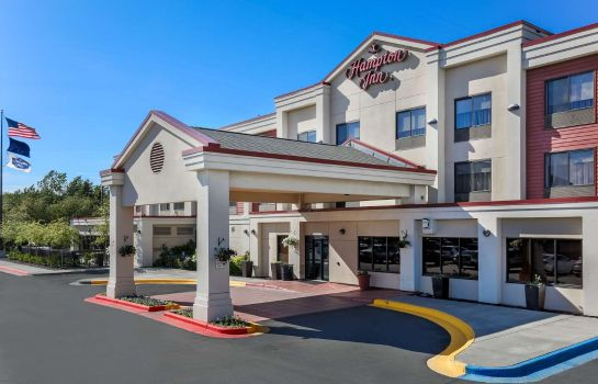 Außenansicht Hampton Inn-Anchorage