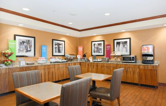 Restaurant Hampton Inn-Anchorage