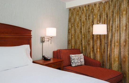 Zimmer Hampton Inn-Anchorage
