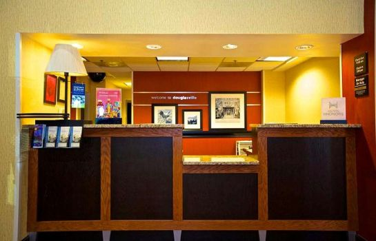 Hall Hampton Inn Atlanta-Douglasville