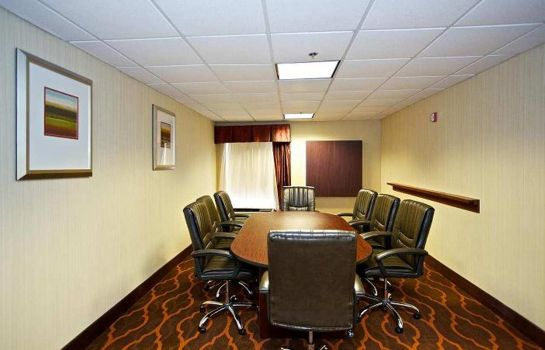 Conference room Hampton Inn Atlanta-Douglasville