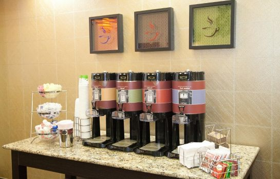 Restaurant Hampton Inn - Suites Alpharetta-Windward