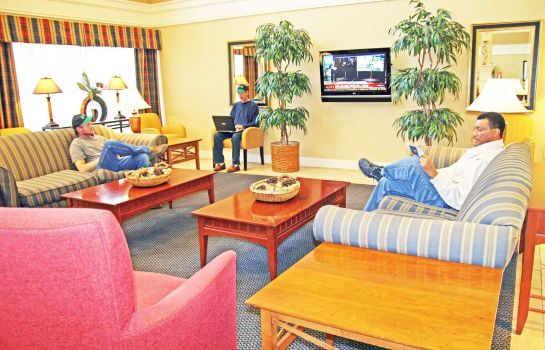 Hotelhalle Hampton Inn & Suites Atlanta Airport North I85