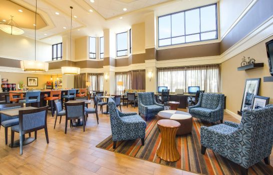 Restaurante Hampton Inn - Suites Atlanta Airport North I85