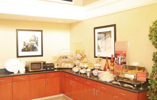 Restaurant Hampton Inn - Suites Atlanta Airport North I85