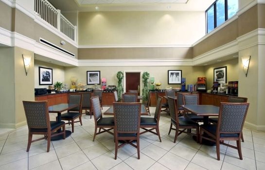 Restaurant Hampton Inn & Suites Atlanta Airport North I85