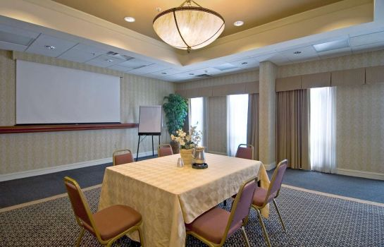 Sala de reuniones Hampton Inn - Suites Atlanta Airport North I85