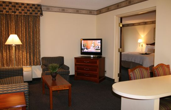 Zimmer Hampton Inn - Suites Atlanta Airport North I85
