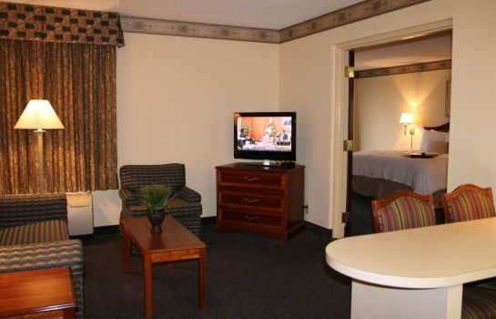 Zimmer Hampton Inn & Suites Atlanta Airport North I85