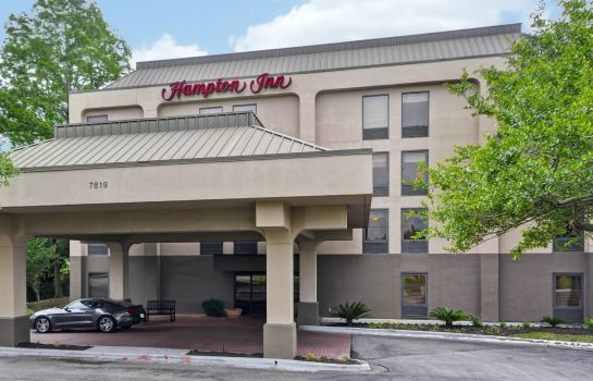 Exterior view Hampton Inn Austin North Hotel