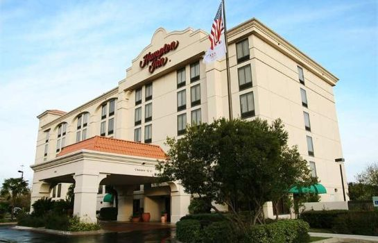 Außenansicht Hampton Inn Austin-South-I-35 - Ben White-