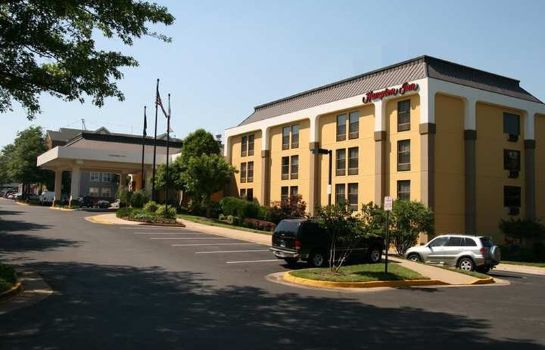 Exterior view Hampton Inn Alexandria-Pentagon South VA