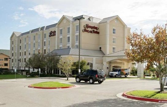 Vista esterna Hampton Inn - Suites-Austin Airport