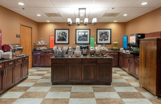 Restauracja Hampton Inn - Suites-Austin Airport
