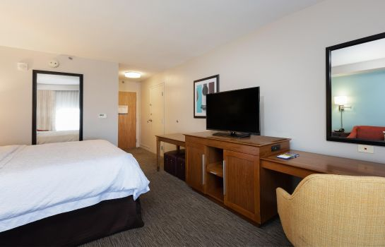 Pokój Hampton Inn - Suites-Austin Airport