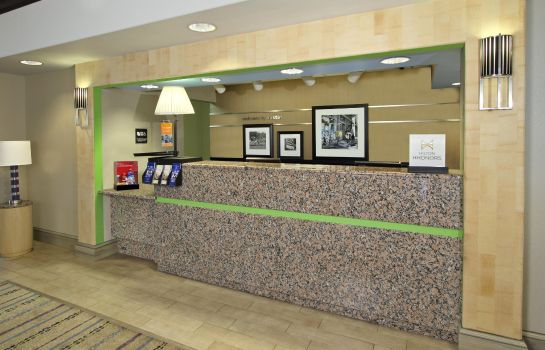 Hotelhalle Hampton Inn Austin-South-I-35 - Ben White-