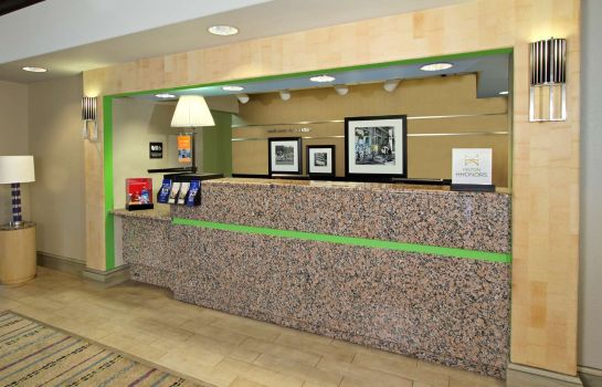 Lobby Hampton Inn Austin-South-I-35 - Ben White-