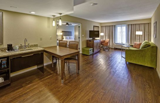 Zimmer Hampton Inn - Suites Asheville - I-26