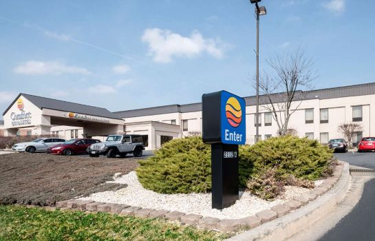 Außenansicht Comfort Inn and Suites Edgewood - Aberde