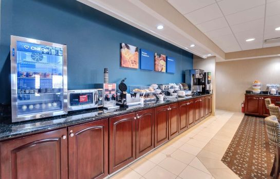 Restaurant Comfort Inn and Suites Edgewood - Aberde