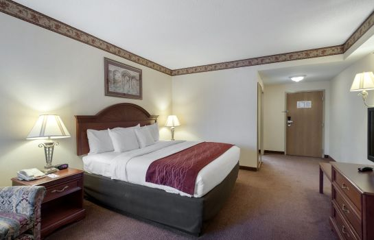 Camera Comfort Inn & Suites Edgewood - Aberdeen
