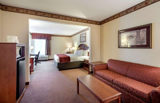Zimmer Quality Inn and Suites Edgewood - Aberde