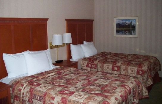 Single room (standard) Bend Inn & Suites