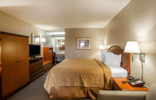 Zimmer Quality Inn Airport - Southeast