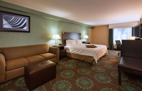 Suite Hampton Inn Bakersfield-Central