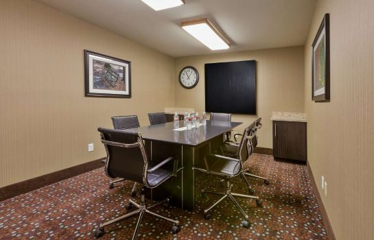 Conference room Hampton Inn Bakersfield-Central