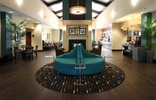 Hall de l'hôtel Hampton Inn & Suites Nashville-Franklin