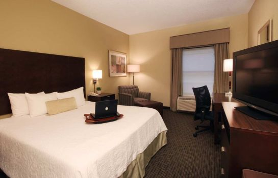 Zimmer Hampton Inn - Suites Nashville-Franklin