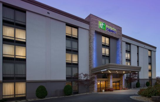 Buitenaanzicht Holiday Inn Express BOSTON NORTH-WOBURN
