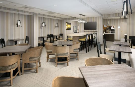 Restaurant Holiday Inn Express BOSTON NORTH-WOBURN
