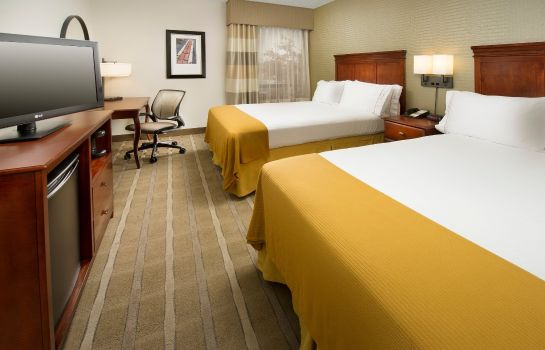 Zimmer Holiday Inn Express BOSTON NORTH-WOBURN