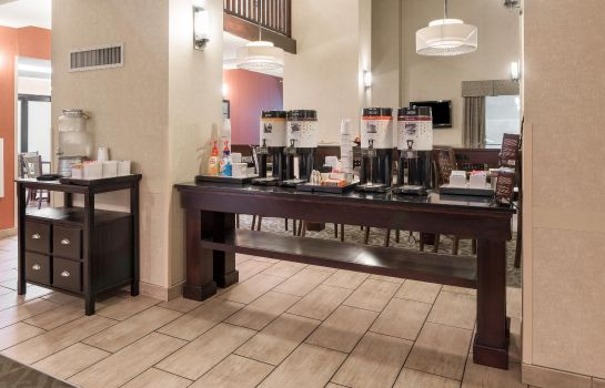 Restaurante Hampton Inn Branson on the Strip