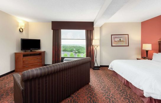 Zimmer Hampton Inn Branson on the Strip