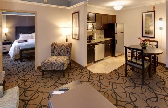 Room Hampton Inn - Suites Buffalo-Downtown