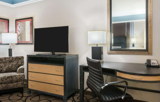 Zimmer Hampton Inn - Suites Buffalo-Downtown