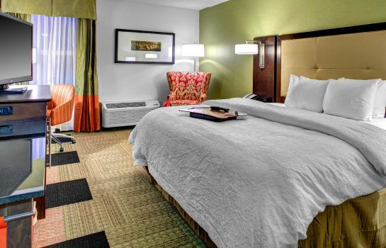 Chambre Hampton Inn Columbia Downtown Historic District