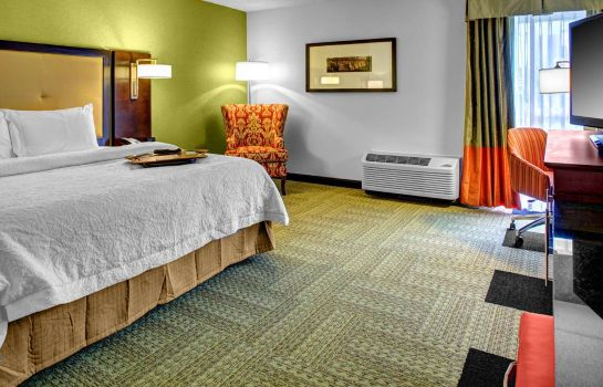 Zimmer Hampton Inn Columbia Downtown Historic District