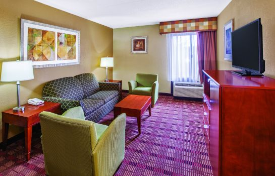Suite La Quinta Inn and Suites Canton